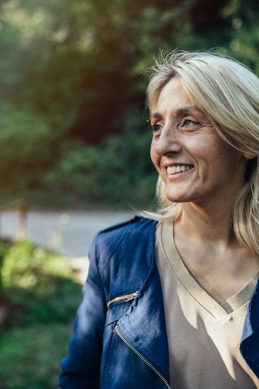 Céline Thomelin, coach en développement personnel